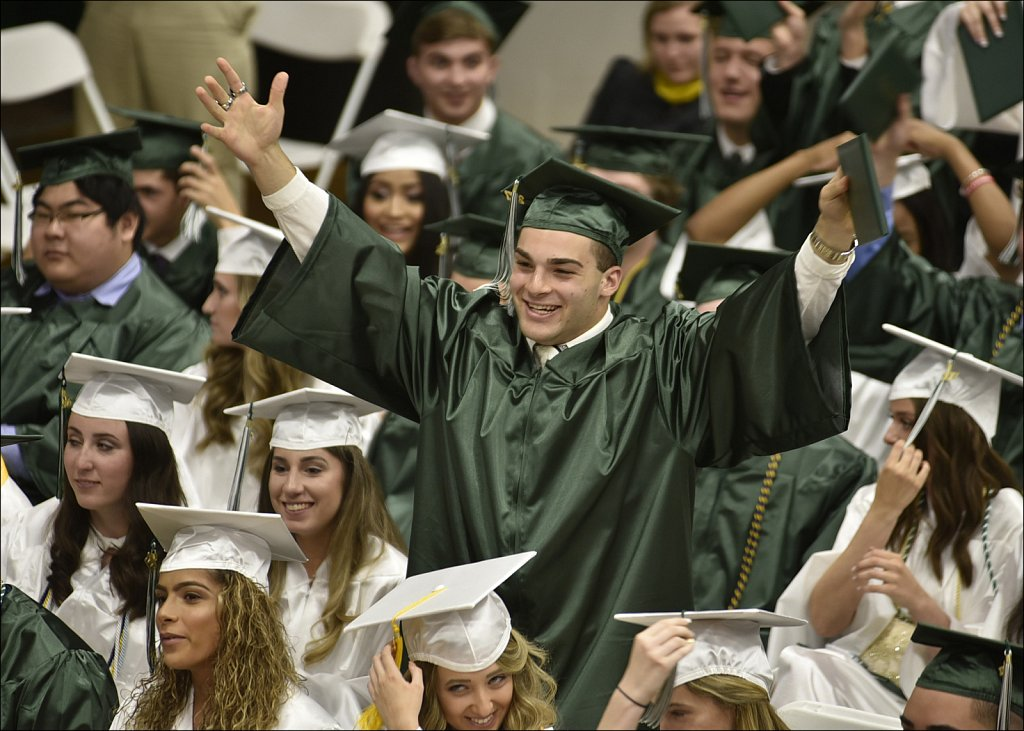 DePaul Catholic Graduation