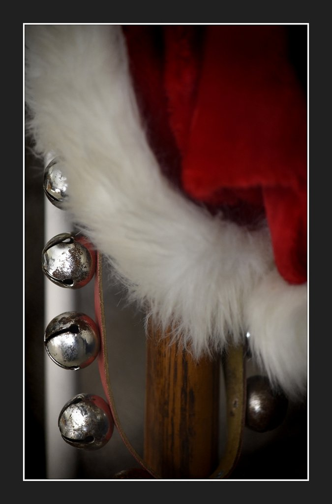 Sliver Bells and Santa Hats