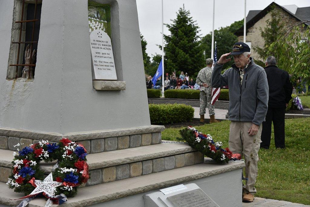 2018 All Veterans Memorial