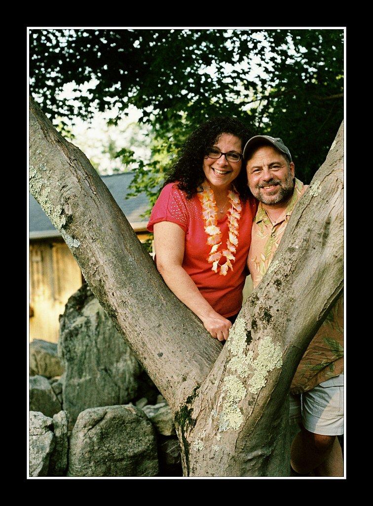 Joe and Jeanne