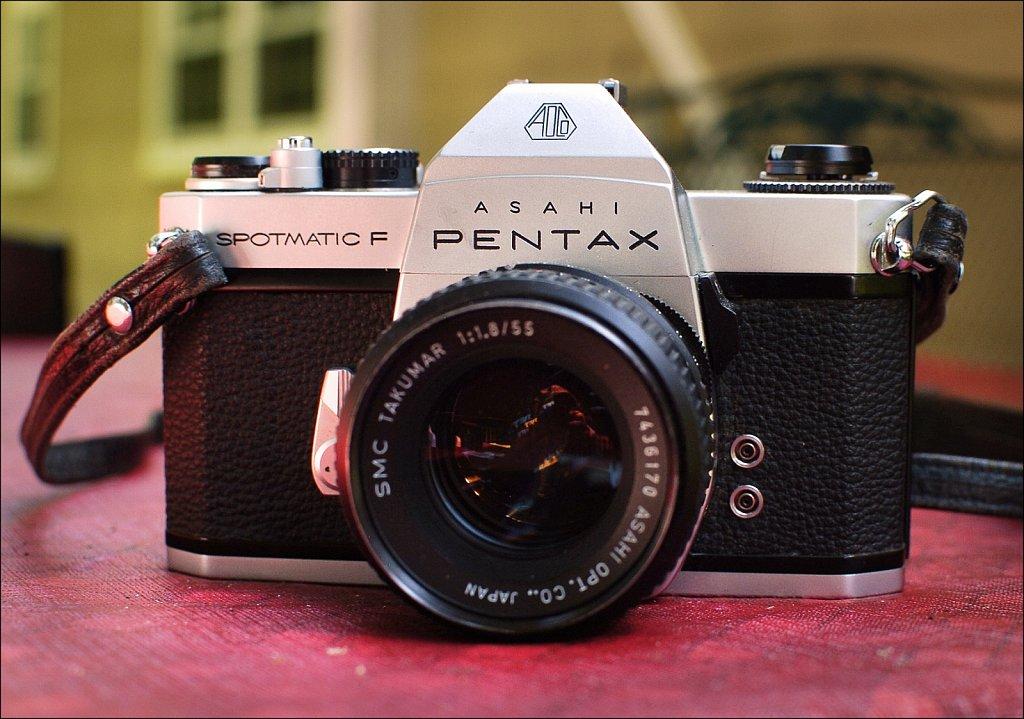 Pentax Spotmatic F