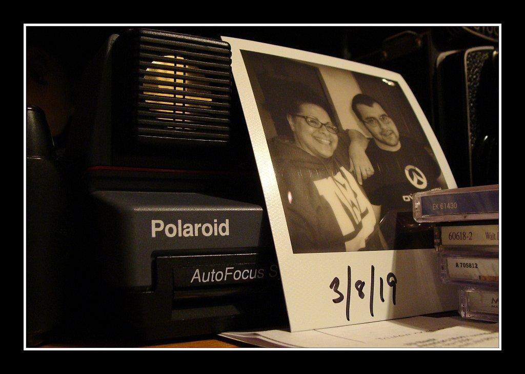 A Polaroid Classic