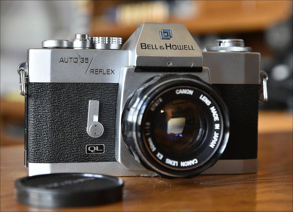 Bell & Howell Auto 35 Reflex