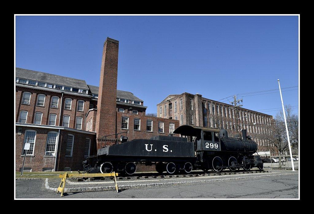 Rodgers Locomotive  299