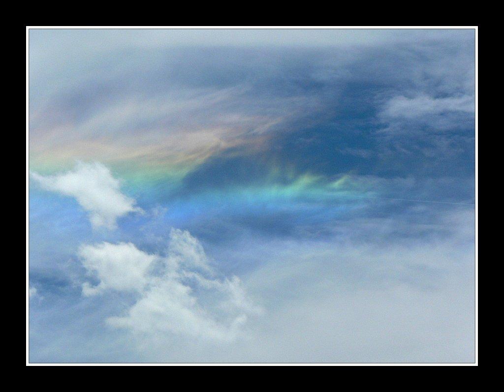 High Altitude Rainbow