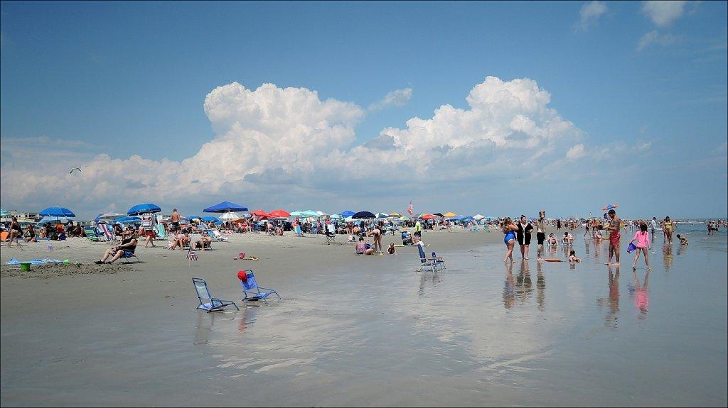 Wildwood Crest Beach