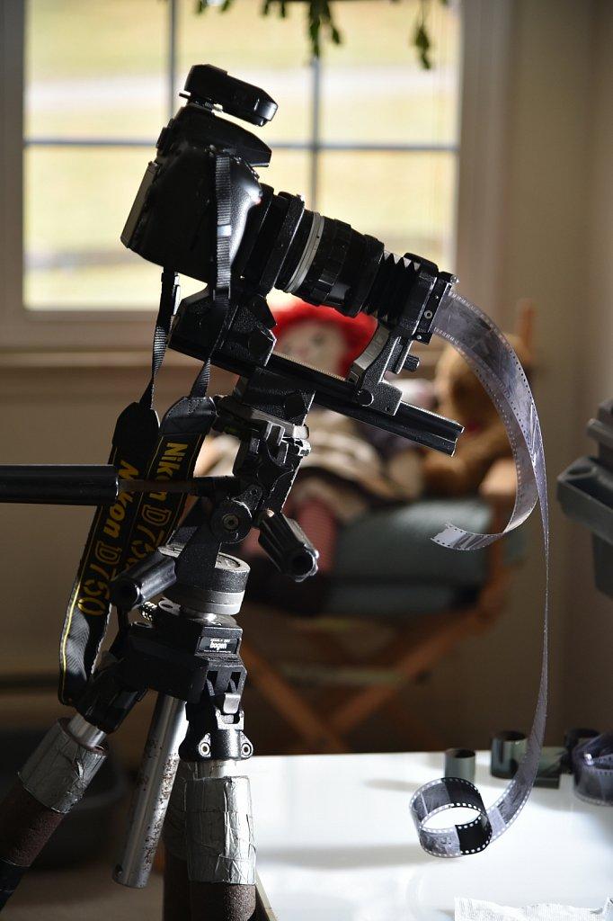 Scanning Film