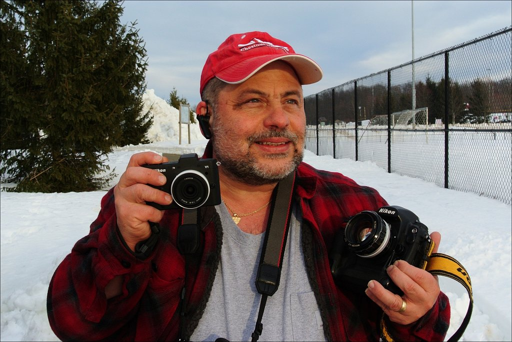 Joe At Turkey Brook Park